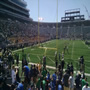 Seat View for Notre Dame Stadium Section 36, Row 15