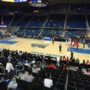 Seat View for Pauley Pavilion Section 101, Row 3