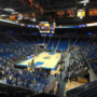 Seat View for Pauley Pavilion Section 120, Row 13