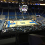 Seat View for Pauley Pavilion Section 203, Row 6