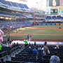 view from Section 107