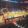 Seat View for Pinnacle Bank Arena Section 108, Row 8