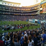 Seat View for Qualcomm Stadium Field 37, Row 24