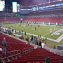 Seat View for Raymond James Stadium Section 118, Row H