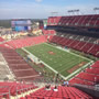 Seat View for Raymond James Stadium Section 319, Row X