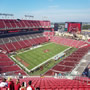 Seat View for Raymond James Stadium Section 328, Row X