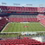 Seat View for Raymond James Stadium Section 334, Row K