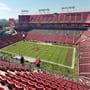 Seat View for Raymond James Stadium Section 340, Row K