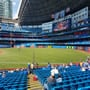 Seat View for Rogers Centre Section 113B, Row 20