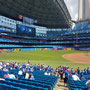 Seat View for Rogers Centre Section 129, Row 20