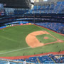 Seat View for Rogers Centre Section 532, Row 9