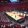 Seat View for Viejas Arena Section J, Row 10