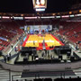 Seat View for Wells Fargo Arena Section 122, Row Y