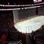 Philadelphia Flyers Seat View for Wells Fargo Center Club Box 22