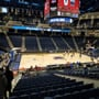 Seat View for Wintrust Arena Section 111, Row P