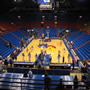 Seat View for Allen Fieldhouse Section 11, Row 8