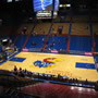 Seat View for Allen Fieldhouse Section 16, Row 18