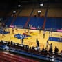 Seat View for Allen Fieldhouse Section 16, Row 8