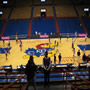 Seat View for Allen Fieldhouse Section 17, Row 8