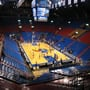 Seat View for Allen Fieldhouse Section 2, Row 18