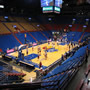 Seat View for Allen Fieldhouse Section 20A, Row 8