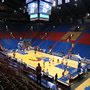 Seat View for Allen Fieldhouse Section 3, Row 6
