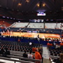 Syracuse Orange Seat View for Carrier Dome Section 108