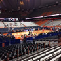Syracuse Orange Seat View for Carrier Dome Section 110